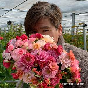 『薔薇の初心者教室』 How to grow Organic Rose